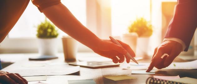 Die Geschäftsführung ist involviert: In vielen mittelständischen Unternehmen ist die Kommunikation Chefsache.