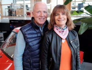 Die Inhaber Dieter und Andrea Weissenfels sind froh, dass sie neue Mitarbeiter gefunden haben.