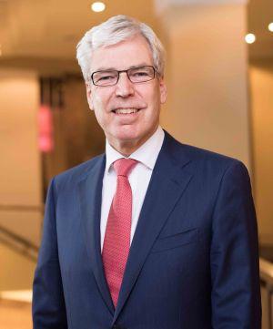 Peter Stindt ist Leiter Corporate Banking bei Santander.