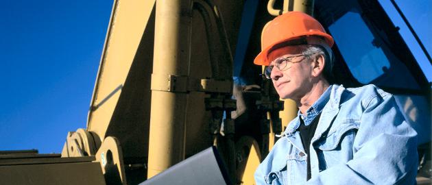 Die Bau- und Energiebranche leidet besonders unter dem Fachkräftemangel.