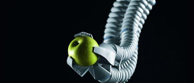 Ein Bionischer Handling-Assistent, gefertigt im 3-D-Druckverfahren