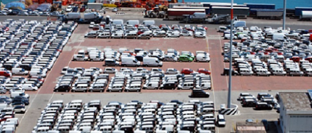 Automobil-Export