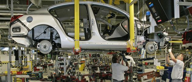 Zulieferer aus dem Mittelstand profitieren vom Wachstum am Automobilmarkt Russland.
