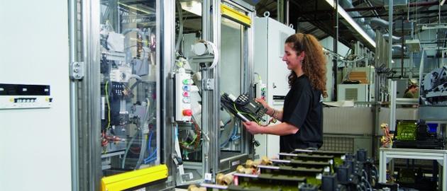 Bei Stiebel Eltron ist der Einkauf von Rohstoffen ein komplexes Unterfangen.
