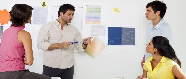 Um auch unter Stress erfolgreich zu führen, brauchen Führungskräfte sechs wichtige Kompetenzen.