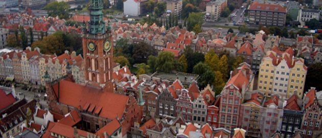 Altstadt von Danzig: Polen ist das attraktivste Land in Osteuropa für Investitionen deutscher Unternehmen.