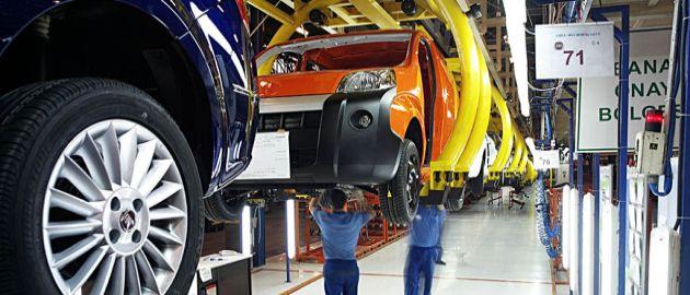 Montage Auto Fiat Türkei