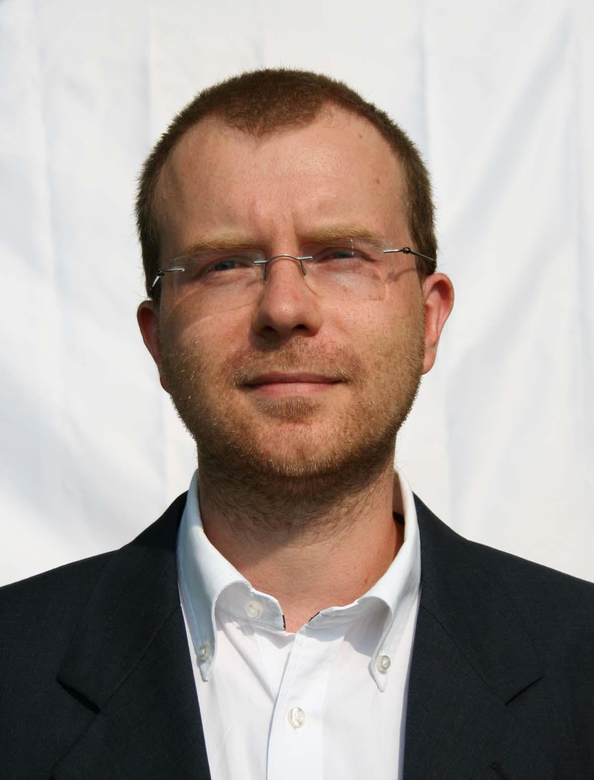 Roland Russwurm, Geschäftsführer, Andtek GmbH, Hallbergmoss