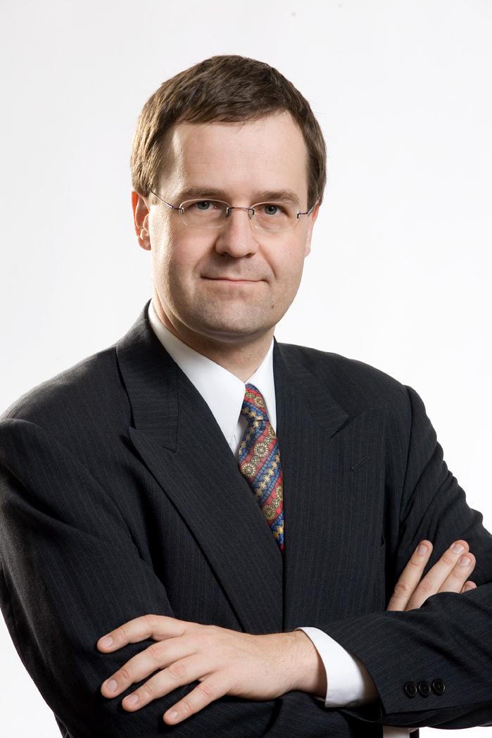 Reinhard Festag, CFO, gateprotect AG Germany, Hamburg