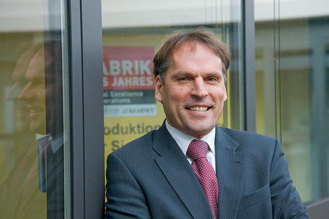Franz E. Gruber, Forcam GmbH, Friedrichshafen