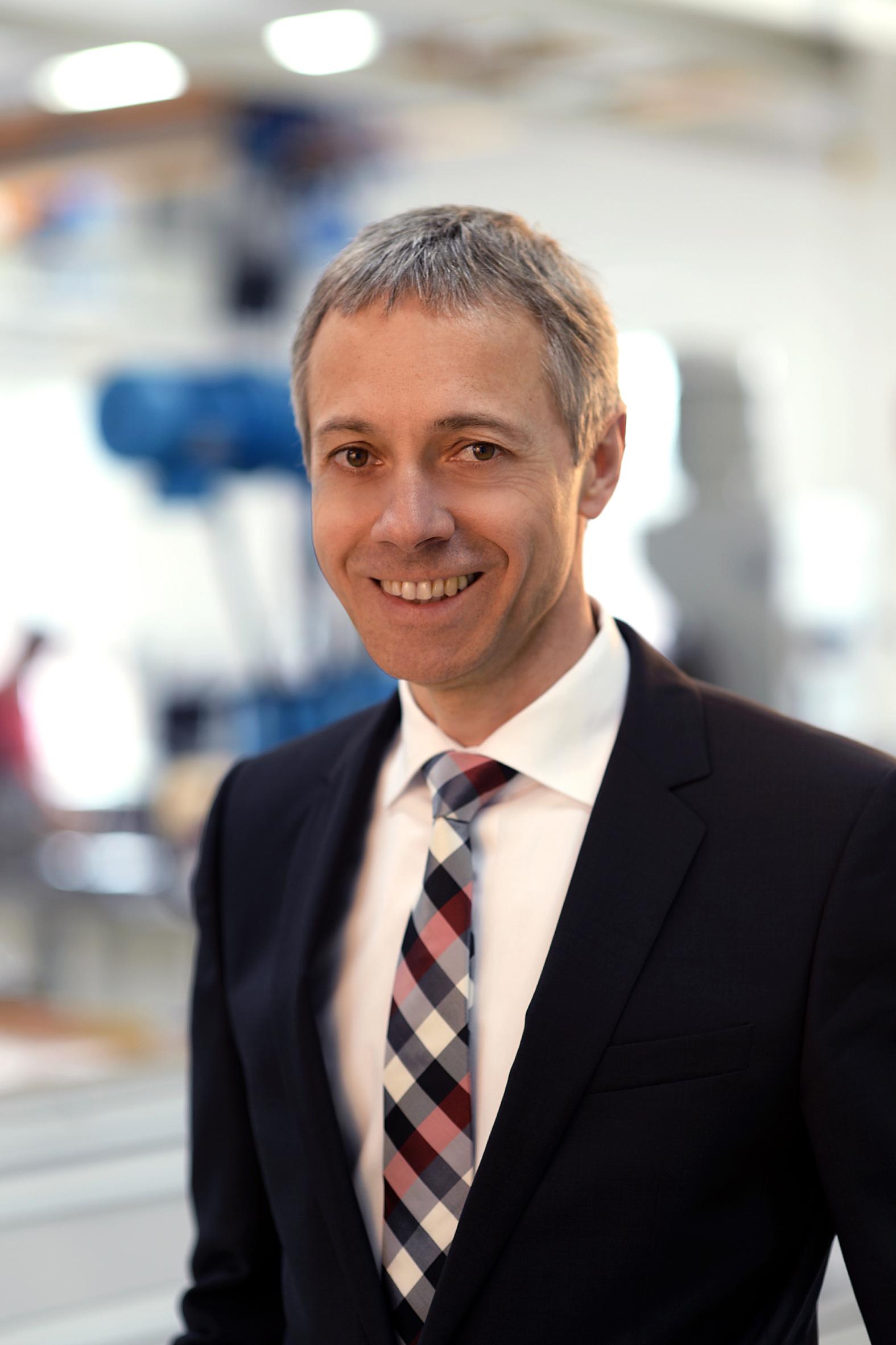 Klaus Junghans, Geschäftsführer Junghans GmbH, Hessisch-Lichtenau
