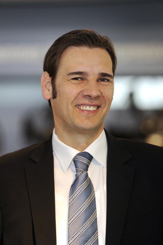 Hauke Hannig, Referent des Vorsitzenden der Geschäftsführung ebm-papst Mulfingen GmbH & Co. KG:
