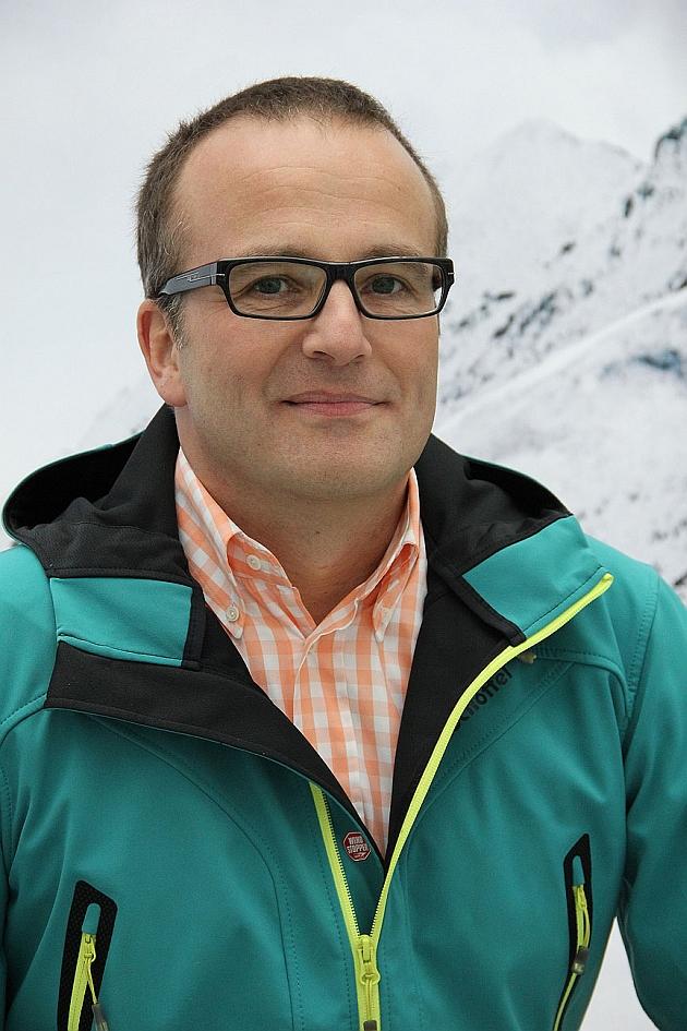 Torsten Müller, Geschäftsführer/COO Schöffel