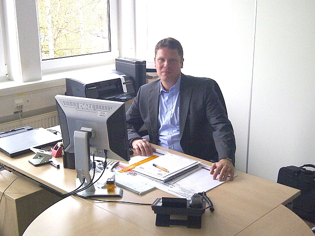 Frank Wacker, Manager Procurement IGP EMEA, Gardner Denver Deutschland GmbH