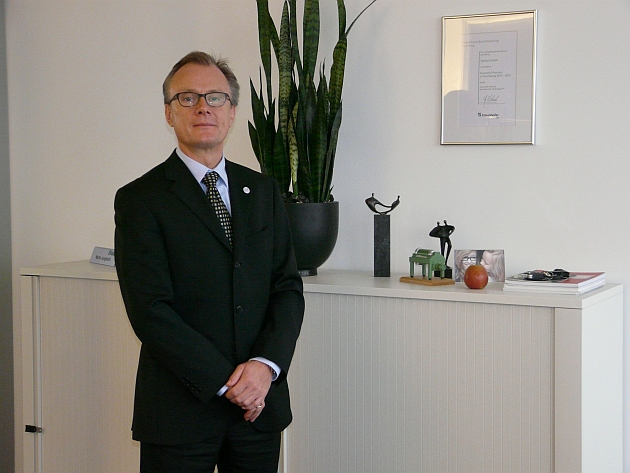 Martin Jungbluth, Group Purchasing Director, Vaillant Group
