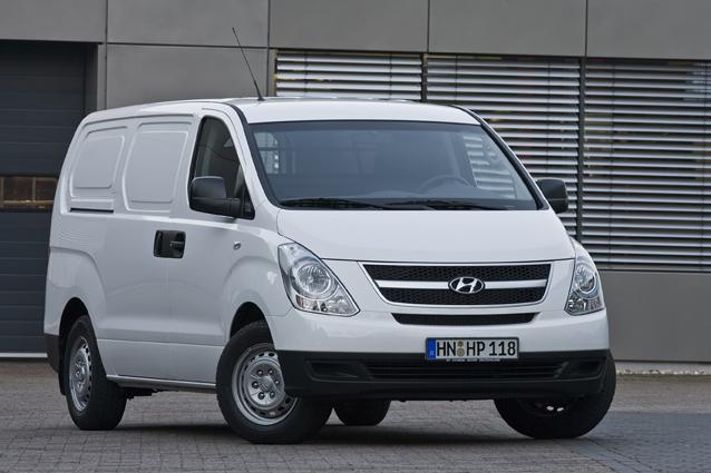 Hyundai H1: Einer für drei
