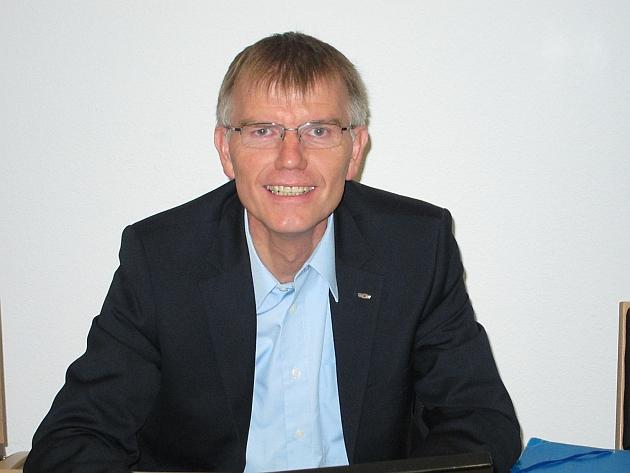 Ernst Kranert, Bereichsleitung Einkauf, Wolf Heiztechnik