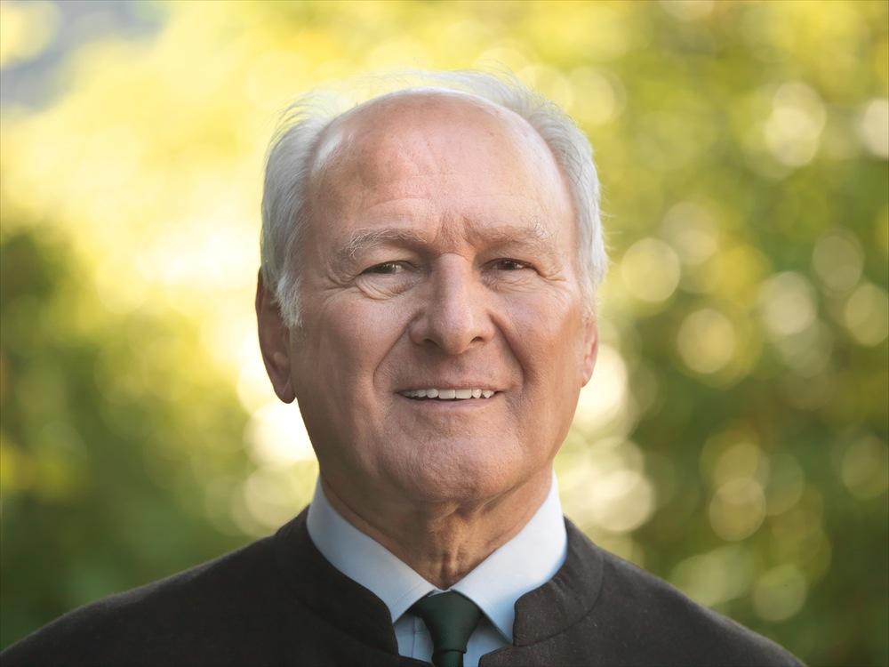 Claus Hipp, Geschäftsführer, Hipp GmbH & Co. Vertrieb KG, Pfaffenhofen