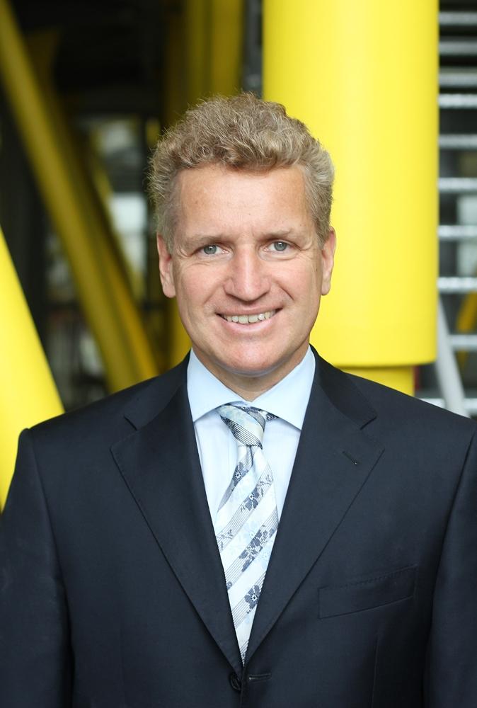 Frank Blase, Geschäftsführer Igus GmbH