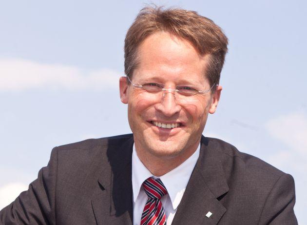 Joachim Goldbeck, Geschäftsführer, Goldbeck Solar GmbH, Hirschberg