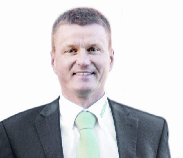Jürgen Gabele, Geschäftsführer Haller Industriebau GmbH, Villingen-Schwenningen