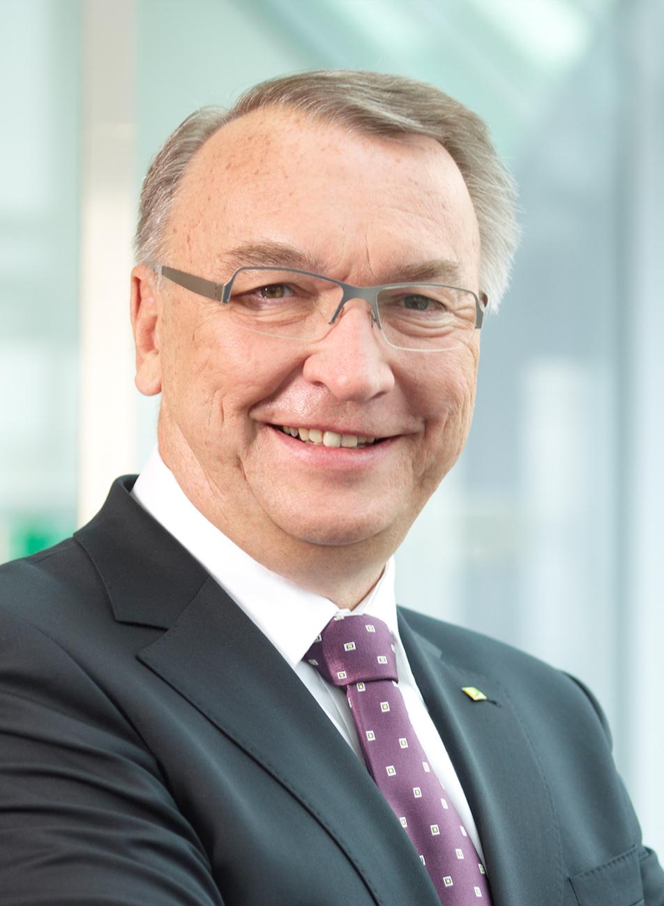 Eckhard Schwarzer, Vorstandsmitglied Service und Vertrieb, Datev eG, Nürnberg