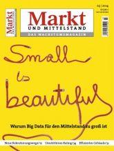 Small is beautiful - Warum Big Data für den Mittelstand zu groß ist.