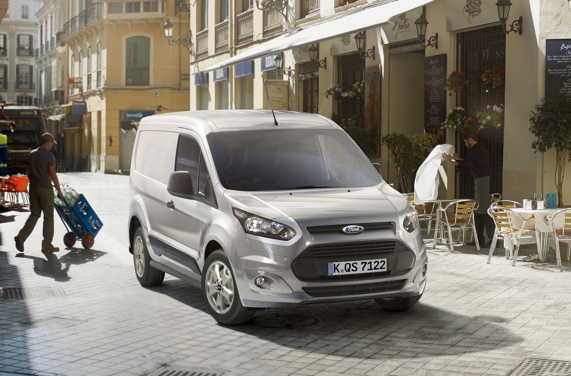 Ford Transit Connect: Leichter Dauerläufer