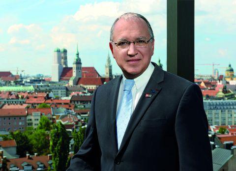 Die Verwaltung ist auf Einheitspatente vorbereitet,sagt Benoît Battistelli, Präsident des Europäischen Patentamts in München.  Foto Europäisches Patentamt