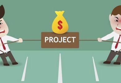 Nach Projektabschluss müssen Mittelständler häufig um die Begleichung ihrer Rechnungen kämpfen.