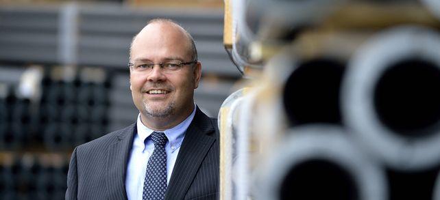 Köln statt Singapur: Firmenchef Oliver Schwank setzt auf Internationalisierung und Wachstum.