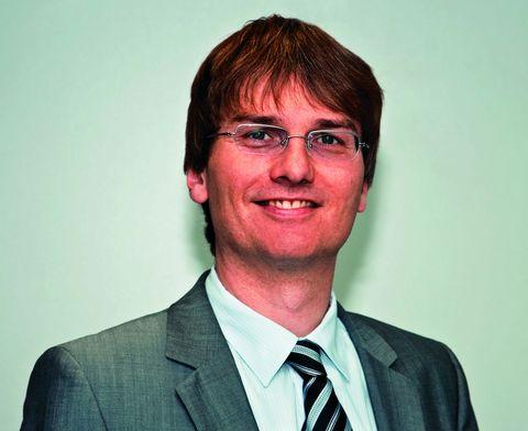 Ralf Sturm ist Personalleiter des mittelständischen Unternehmens ebm-papst Mulfingen