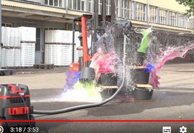 Öffentlichkeitsarbeit im Internet: Der Mittelständler Starmix hat seine Produkte in humorvollen Videoclips vorgestellt.