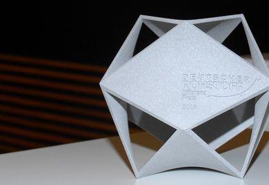 And the winner is: Das Wirtschaftsministerium vergibt seit 2011 den Rohstoffeffizienz-Preis.