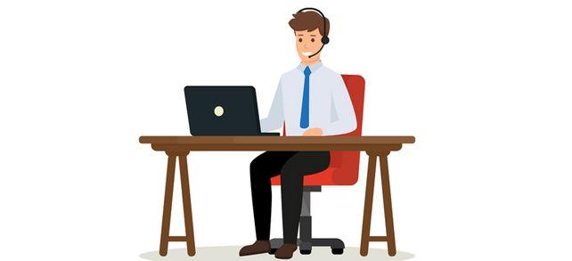 Vertriebsmitarbeiter müssen immer freundlich bleiben. Die Motivation dazu funktioniert meist auch über variable Gehaltsbestandteile.