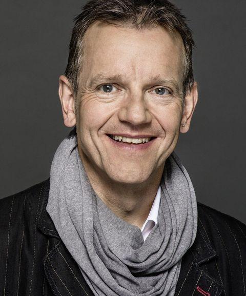 Andreas Nau, Geschäftsführer von Easysoft: Kreative Büromöbel bringen mehr Produktivität bei den Mitarbeitern.
