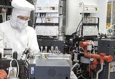 Labor bei Bosch