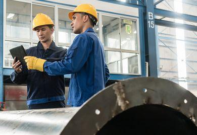 Wo sind die Fachkräfte? Viele Unternehmen haben Schwierigkeiten, ihre offenen Stellen mit qualifiziertem Personal zu besetzen.