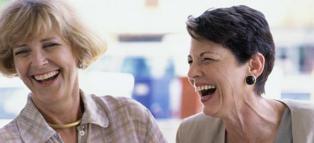 Lachen ist gesund. Und ein Chef, mit dem man lachen kann, ist gut für das Team.