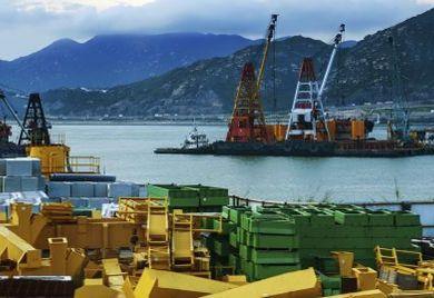 Export Asien