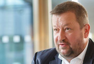 """""""Eine D&O-Versicherung halte ich für unbedingt nötig"""": Oliver Dobner ist Generalbevollmächtigter und Geschäftsführer beim Versicherungsmakler und Risikoberater Marsh Deutschland."""