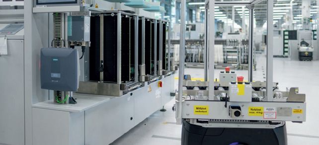 Schlaue Sensoren: Produktionsmaschinen erfassen mittlerweile viele Daten automatisch.