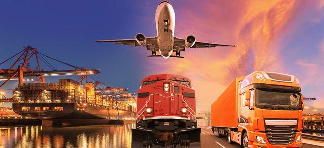 Ob mit Schiff oder Bahn oder Flugzeug, ganz egal: Der Mittelstand handelt international.