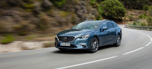 Japanischer Technologieträger: Der Mazda 6 Kombi G-192 überzeugt mit zuverlässiger Alltagstauglichkeit.