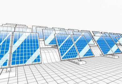 Gespart mit gutem Gewissen: Solarzellen können sich auf Dauer ökonomisch und ökologisch lohnen.
