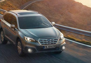 Für einen Kombi zu wuchtig, für ein SUV zu sehr am Familienauto-Design orientiert: Der Subaru Outback ist in Deutschland ein Exot.