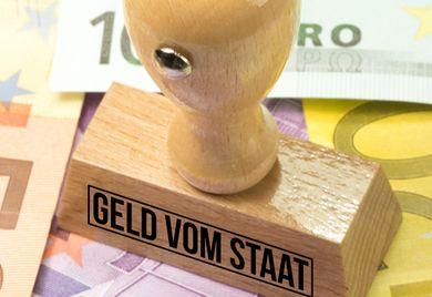 Geld vom Staat: Über die Kredite der KfW will die Regierung eine Pleitewelle im Mittelstand verhindern.