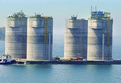 Industrie geschwächt: Russland hatte sich lange nur auf den Export von fossiler Energie fokussiert.