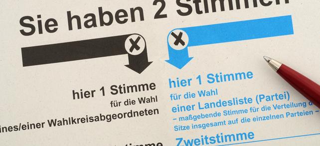 Qual der Wahl: Gut 60 Millionen Menschen sind am 24. September zur Bundestagswahl aufgerufen. Unter ihnen auch tausende Mittelständler.
