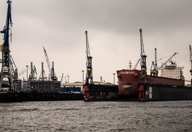 Neue Heimat Hamburg: Tausende Flüchtlinge sind in der Hansestadt untergekommen.